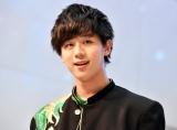 横山統威=祭nine. 5thシングル「ゴールデンジパングソウル」発売記念イベント (C)oricon ME inc.