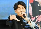 高崎寿希也=祭nine. 5thシングル「ゴールデンジパングソウル」発売記念イベント (C)oricon ME inc.