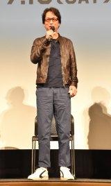 映画『新宿黒社会 チャイナ・マフィア戦争』(1995年)の上映会に出席した椎名桔平 (C)ORICON NewS inc.