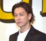 ドラクエアニメに自信をもって語ったいた佐藤健 (C)ORICON NewS inc.