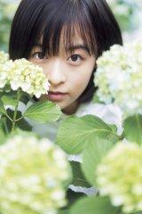 『週刊少年マガジン』33号に登場した森七菜