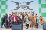 THE RAMPAGE from EXILE TRIBE メジャーデビュー記念イベントの模様