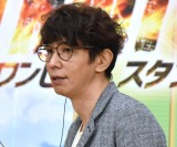 劇場版『ONE PIECE STAMPEDE』の公開アフレコイベントに出席したユースケ・サンタマリア (C)ORICON NewS inc.