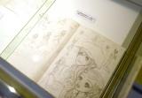 『特別展 りぼん 250万りぼんっ子▼(ハート)大増刊号』の展示物・ご近所物語の原画(C)矢沢漫画制作所