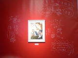 『特別展 りぼん 250万りぼんっ子▼(ハート)大増刊号』の展示物・天使なんかじゃない(C)矢沢あい
