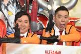 暴走トークを繰り広げた爆笑問題・太田光(右)と厳しいツッコミを入れていた相方の田中裕二(左) (C)ORICON NewS inc.