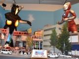 『ウルトラマンフェスティバル2019』展示コーナーの様子 (C)ORICON NewS inc.