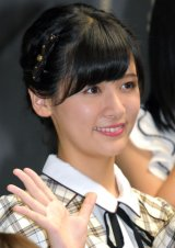 NGT48卒業を発表した村雲颯香 (C)ORICON NewS inc.