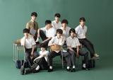 20日よりジャニーズJr.が主演するBS日テレ『恋の病と野郎組』がスタート (C)BS日テレ