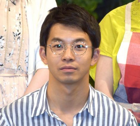 M&Oplaysプロデュース舞台『二度目の夏公開』フォトコールに参加した仲野太賀 (C)ORICON NewS inc.