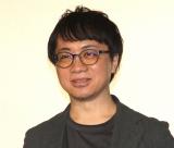 新作アニメーション映画『天気の子』初日舞台あいさつに出席した新海誠監督 (C)ORICON NewS inc.