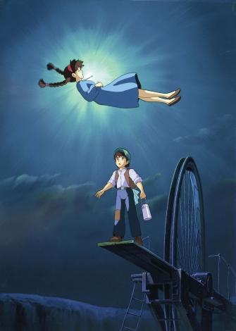 「天空の城ラピュタ」 (C) 1986 Studio Ghibli