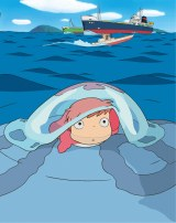 『崖の上のポニョ』 (C) 2008 Studio Ghibli・NDHDMT
