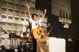 全国ツアー東京公演で47歳の誕生日を迎えた藤木直人 Photo by 冨田望