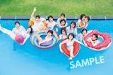 日向坂46グループ写真集の特典ポストカード(撮影/加藤アラタ)