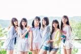 日向坂46グループ写真集のSHIBUYA TSUTAYA特典ポストカード(撮影/加藤アラタ)