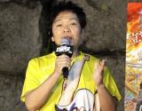 劇場版『ONE PIECE STAMPEDE』キッズ海賊万博イベントに出席した山口勝平 (C)ORICON NewS inc.