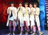 横浜アリーナで『King & Prince CONCERT TOUR 2019』を開催した(左から)神宮寺勇太、永瀬廉、平野紫耀、岸優太、高橋海人 (C)ORICON NewS inc.