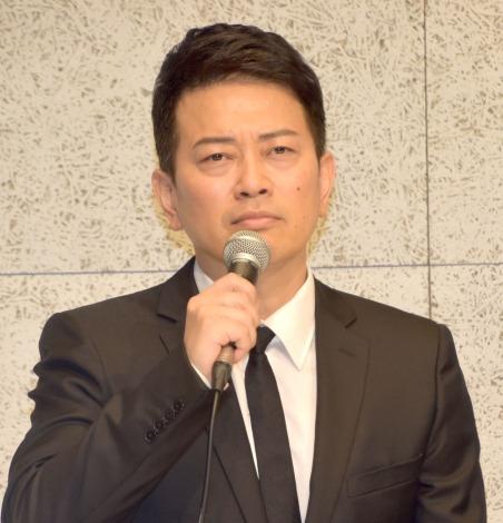 謝罪会見を行った宮迫博之 (C)ORICON NewS inc.