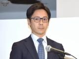 吉本興業ホールディングスの法務本部長・小林良太弁護士 (C)ORICON NewS inc.