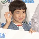 寺嶋眞秀、初CM出演で満点の笑顔