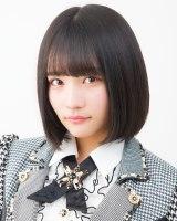 AKB48の56thシングル「サステナブル」センターの矢作萌夏(C)AKS