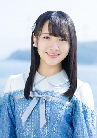 初選抜の石田千穂=AKB48の56thシングル「サステナブル」選抜メンバー(C)STU