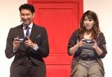 セガゲームス新作ゲーム『東京2020オリンピック The Official Video Game』CM発表会の様子 (C)ORICON NewS inc.