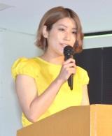 『テキーラの日』記念セミナーに参加したIMALU (C)ORICON NewS inc.