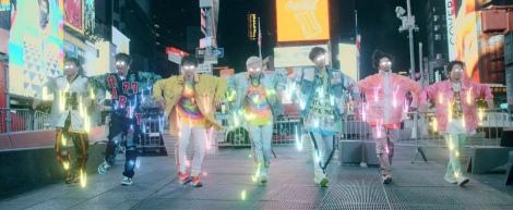 DA PUMPがNY撮影の新曲「P.A.R.T.Y. 〜ユニバース・フェスティバル〜」MV公開
