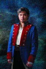 佐藤隆紀(『レ・ミゼラブル』カンパニー)=『FNSうたの夏まつり』出演アーティスト