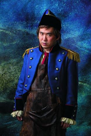 斎藤司(『レ・ミゼラブル』カンパニー)=『FNSうたの夏まつり』出演アーティスト