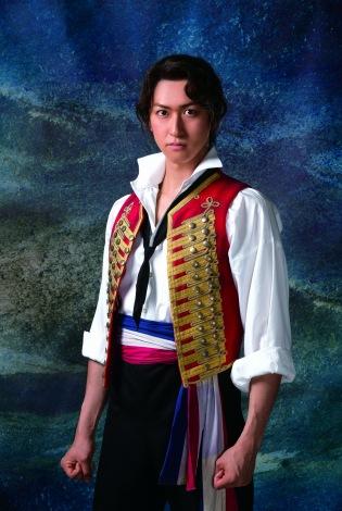 相葉裕樹(『レ・ミゼラブル』カンパニー)=『FNSうたの夏まつり』出演アーティスト