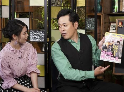 『有田と週刊プロレスと』ファイナルシーズン第3回の模様(C)flag Co.,Ltd.