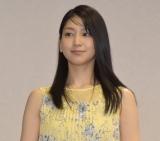 毎日新聞社テレビCM発表会に出席した是永瞳 (C)ORICON NewS inc.