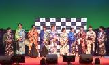 歌謡CS放送「歌謡ポップスチャンネル」の『演歌男子。LIVE TOUR 2019 五周年ノ宴』イベントの様子(C)ORICON NewS inc.