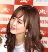 『渋谷肉横丁インスタ映え大賞』イベントに参加した浜辺咲希 (C)ORICON NewS inc.