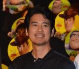 映画『トイ・ストーリー4』大ヒット記念舞台あいさつに登壇した唐沢寿明 (C)ORICON NewS inc.