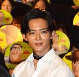 映画『トイ・ストーリー4』大ヒット記念舞台あいさつに登壇した竜星涼 (C)ORICON NewS inc.
