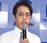 『DHC渋谷スタジオ』オープニング記念セレモニーに参加した川瀬名人 (C)ORICON NewS inc.
