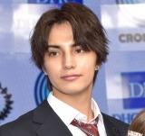 『DHC渋谷スタジオ』オープニング記念セレモニーに参加したバンダリ亜砂也 (C)ORICON NewS inc.