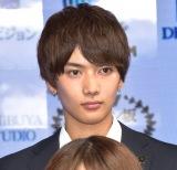 『DHC渋谷スタジオ』オープニング記念セレモニーに参加した那須泰斗 (C)ORICON NewS inc.