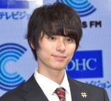 『DHC渋谷スタジオ』オープニング記念セレモニーに参加した本田響矢 (C)ORICON NewS inc.