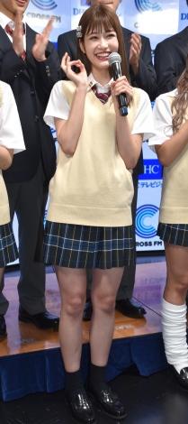 『DHC渋谷スタジオ』オープニング記念セレモニーに参加した生見愛瑠 (C)ORICON NewS inc.