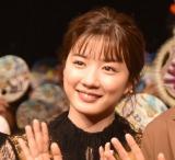 映画『二ノ国』のジャパンプレミアに登壇した永野芽郁 (C)ORICON NewS inc.