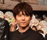 映画『二ノ国』のジャパンプレミアに登壇した梶裕貴 (C)ORICON NewS inc.