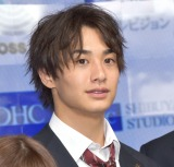 『DHC渋谷スタジオ』オープニング記念セレモニーに参加した黒田昊夢 (C)ORICON NewS inc.
