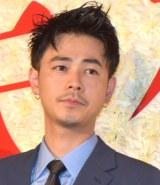映画『人間失格 太宰治と3人の女たち』のジャパンプレミアに参加した成田凌 (C)ORICON NewS inc.