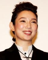 『Diner ダイナー』舞台あいさつに出席した沙央くらま (C)ORICON NewS inc.