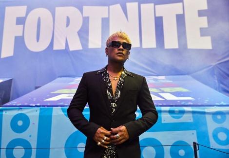 世界最大のeスポーツイベント『Fortnite World Cup』にゲストプレイヤーとして出場したELLY